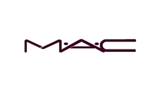 브랜드 명 맥(MAC)의 로고 이미지